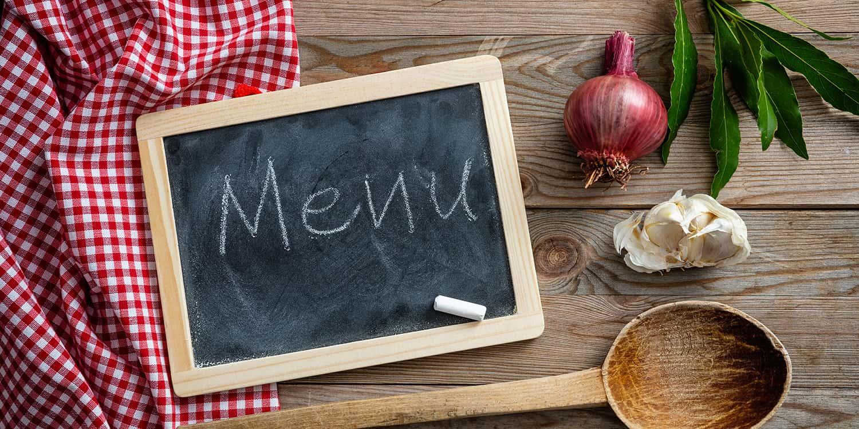 erreristorante le virtù del menu digitale
